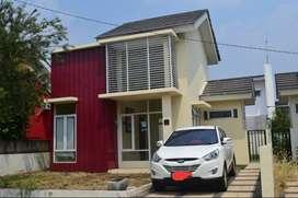 Rumah Real Estate EDELWEIS 52/180 Di Citra Indah City Cibubur