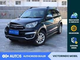 [OLXAutos] Daihatsu Terios 2015 1.5 TX A/T Bensin Hitam #Victorindo