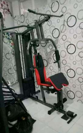 Alat fitnes Home Gym 1 sisi Triceps