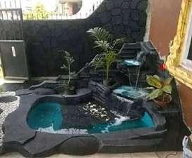 Tukang kolam relip/minimalis