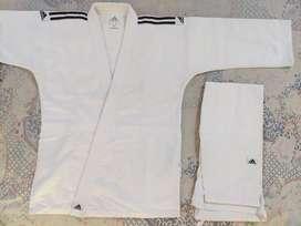 Adidas Judo Gi / Judogi Training White