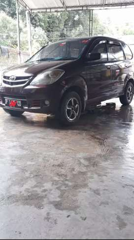 For sale avanza 2009 type G