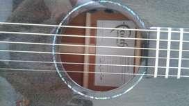 Gitar Faith FullSolid Construction