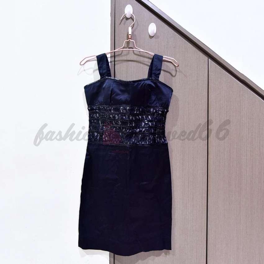 preloved black tank top dress 0