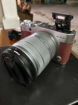 Kamera Mirrorless Fujifilm XA 3