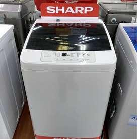 Mesin Cuci Sharp 1 Tub 7.5 Kg   BAYAR DITEMPAT