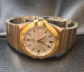 Omega Constellation and other used luxury watches
