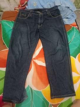 Jual Celana Jeans Warna Biru