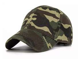Topi Army Tactical Camouflage