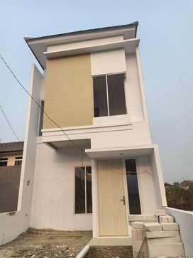 Rumah 2 Lantai Harga Murah dan Jarang Ada di Kodau Jatiasih Bekasi