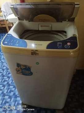 Electrolux washing machine top load 6.2kg