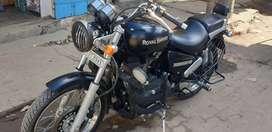 sowroom conditon bike