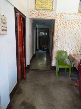 House for sale with rented house and a huge land of 3 kattha