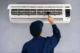 Ac installation Gas Refillng AC shifting AC services
