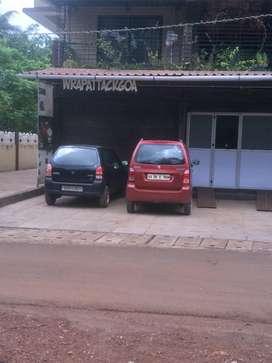 Shop for sale in porvorim near petrol pump