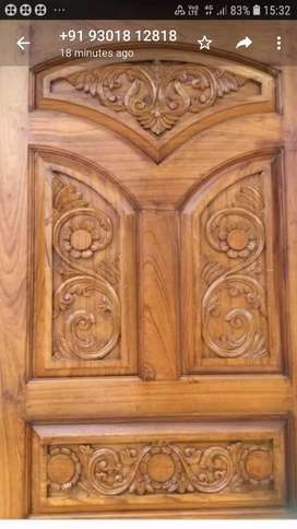 Doors at best qulaity wood available