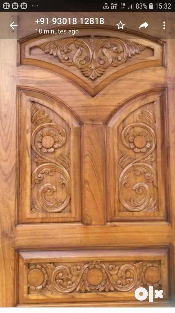 Doors at best qulaity wood available 0