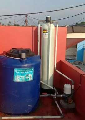 Solusi air kotor keruh bau lumpur filter air sumur