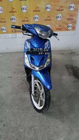 New Mio CW Tahun 2010 DR3025SW (Raharja Motor Mataram)