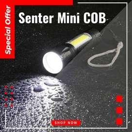 Senter Mini Terang Charger USB