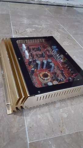 Original Japani QUASAR 2 channel Amplifier