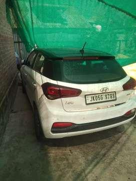 Hyundai Elite i20 2018 Petrol 6000 Km Driven