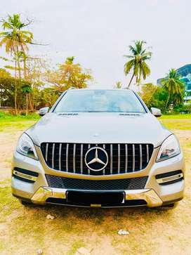 Mercedes Benz GLE/M Class/ML 250 Well Maintained