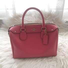 Authentic Coach Mini Bennette Bag