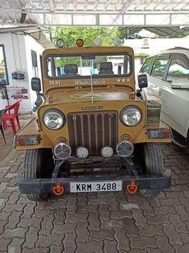 Mahindra Jeep, 1986, Diesel