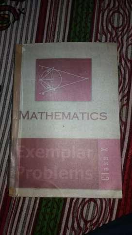 NCERT maths examplar problems class 10
