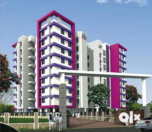 AFFORDABLELUXURIOUS FLATS IN KOORKENCHERRY,THRISUR,BANK LOAN AVAILABLE 0