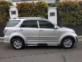 Daihatsu Terios TX Adventure Matic 2012 BG Palembang kota istimewa