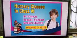 Hello.I am teacher and find nursary to class 6 students.