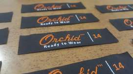 Cloth tag, woven labels