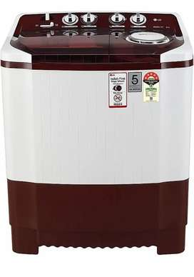 Newly purchased in warranty LG Semi Automatic Washing Machine for sale