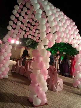 Birthday Party planner and Decorator in Lahore
