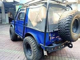 Dijual Cepat Suzuki Jimny Siera