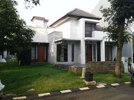 Disewakan Rumah Cluster Permata Vania Bintaro Jaya Sektor 9