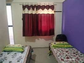 fully furnished pg for rent  in ghansoli