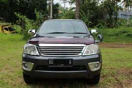 Fortuner 2007 automatic bensin