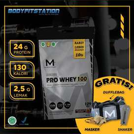 Muscle First Pro Whey 10 Lbs - 100 fitness gym lb m1 musclefirst susu