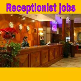 Front office executive/Receptionist- urgent vacancy