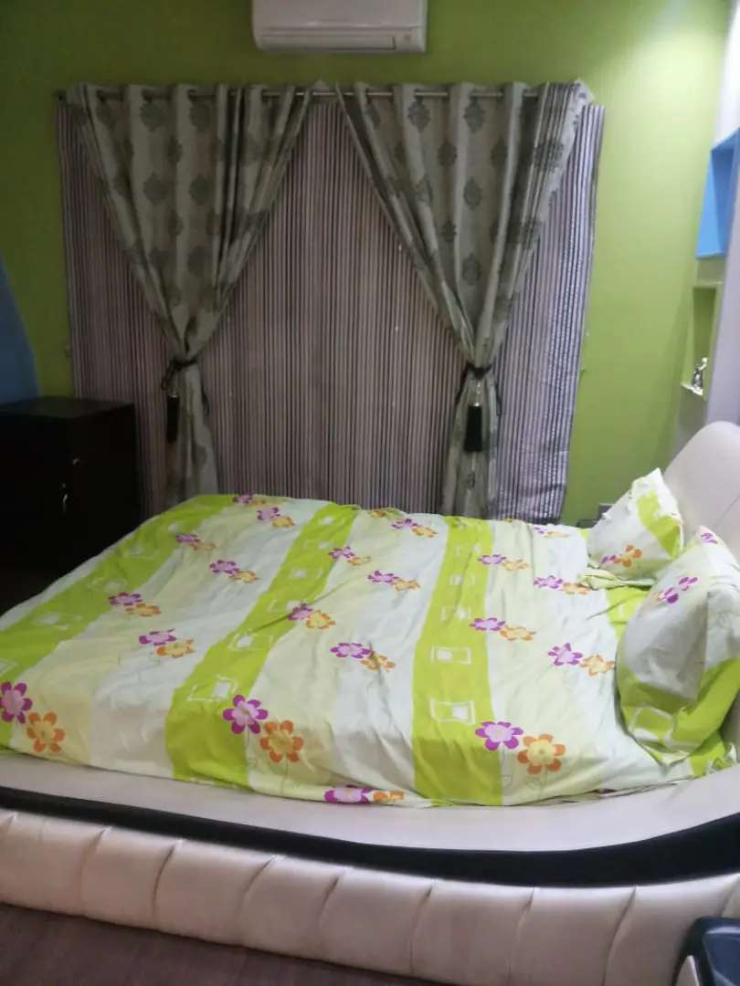 Fully furnished upper portion for rent phase 4: bahria Town Islamabad