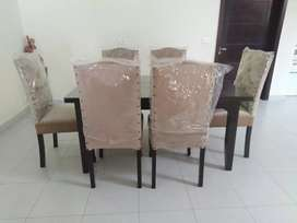 Brand new 6 seatr dining table