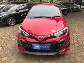 Toyota Yaris S TRD Manual 2018