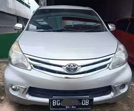Toyota New Avanza 1.3 G thn 2014 manual