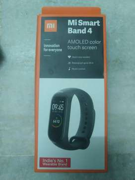 Mi band 4 @ less price