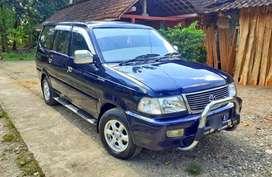 Kijang LGX Diesel 2002 Plat K