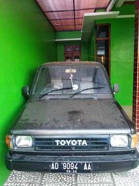 Toyota Kijang rover tahun 1989