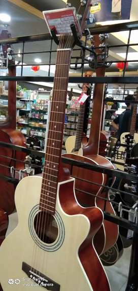 Cort gitar acoustic Cicilan Home credit